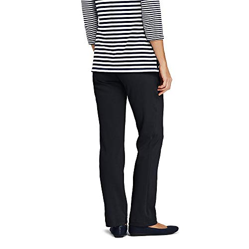 01927891b7137 Lands  End Women s Sport Knit Elastic Waist Pants High Rise