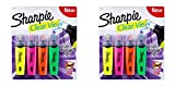 SAN1912769 - Sharpie Clear View Highlighters