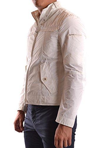 Peuterey Herren MCBI235017O Weiss Polyester Jacke
