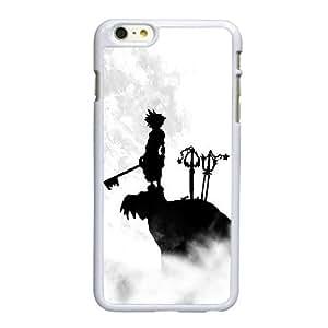 Kingdom Hearts K2P16Z4IJ funda iPhone 6 6S más la caja de 5,5 pufunda LGadas funda 04HW3G blanco