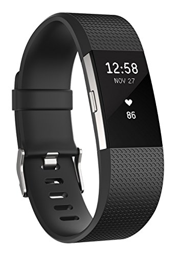 Fitbit Charge 2 - Heart Rate Plus Fitness Wristband