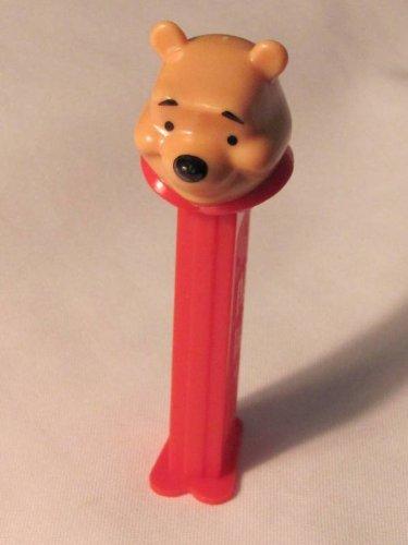 Disney Winnie Pooh Pez Candy Dispenser (Pooh Bear Honey)