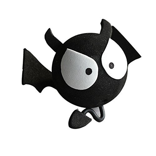 Car Antenna Topper Pencil - Cute Big Eyes BAT Evil Aerial Ball top a pencil or pen as well Aerial Topper