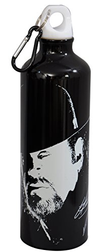 WWE Superstar Undertaker Aluminium Sipper Bottle, 750ml, Multicolour