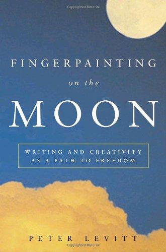 Fingerpainting Moon Writing Creativity Freedom product image