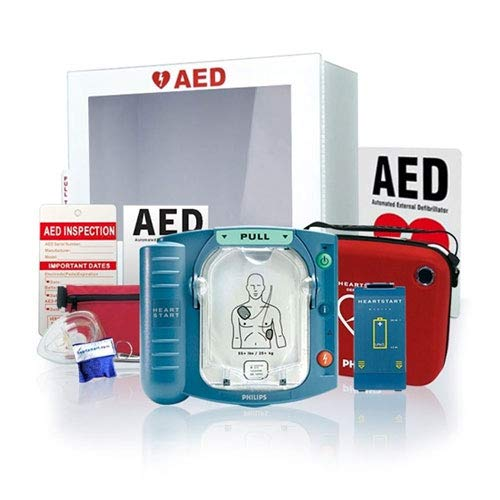 CalMed Philips Onsite AED Defibrillator Business Package