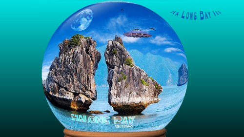 Ha Long Bay III [Download] by Waterfall Animation