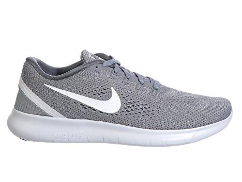 Chaussures Nike Free Espadrille Nouveau Gris Rn