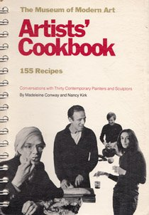 Museum of Modern Art Artists' Cookbook