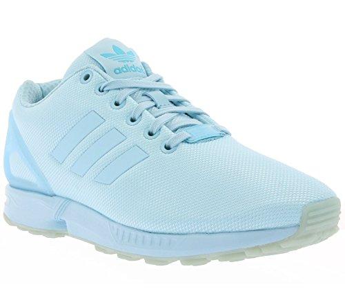 adidas Zx Flux - Zapatillas de Running Hombre Azul Claro