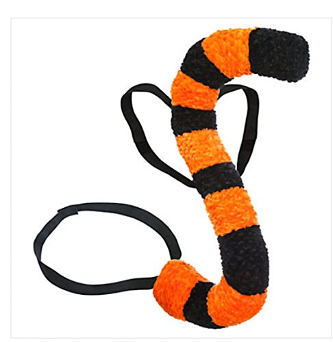 [Disney Parks Exclusive Winnie The Pooh Tigger Furry Plush Costume Tail] (Tigger Tail)