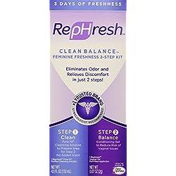 RepHresh Clean Balance Feminine Freshness Kit