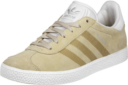 Zapatillas Adidas Fashion Beige os Unisex Gazelle Ni qUEBg
