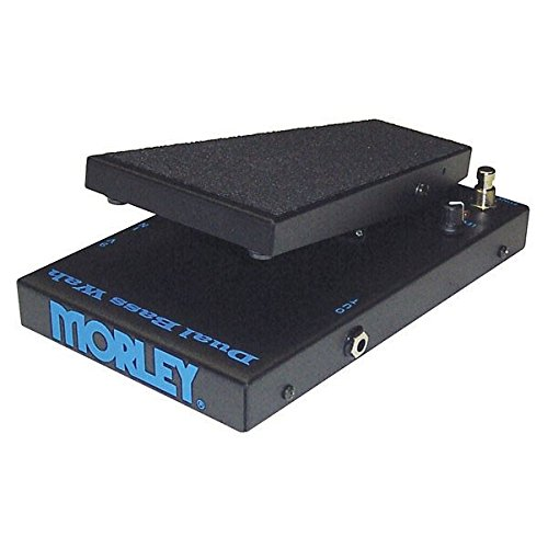 Morley PBA-2 Dual Bass Wah with Two Wah Modes from MORLEY