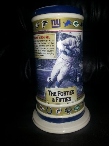 Coors Light Nostalgic Collector Stein Series The Forties & Fifties