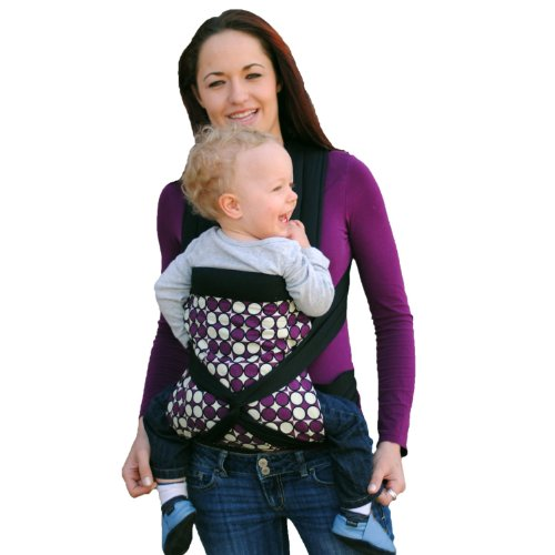 FreeHand Mei Tai Baby Carrier in Carrie