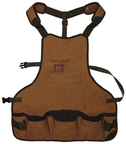 Garden Apron with Padded Shoulder Straps to Help Insure the - Boss Goggles