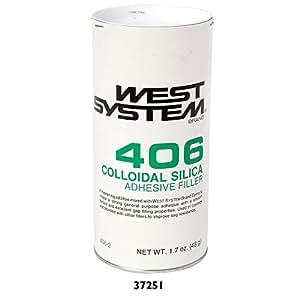 New Colloidal Silica west System 4062 1.7 oz.