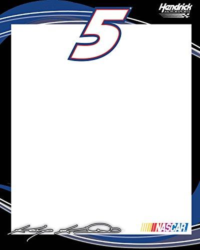 KASEY KAHNE DRY ERASE BOARD-NASCAR #5 KASEY KAHNE DRY ERASE BOARD-8