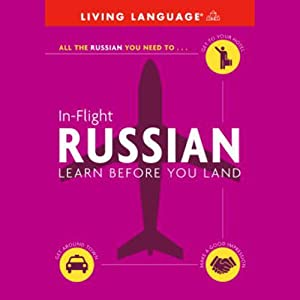 In-Flight Russian Audiobook