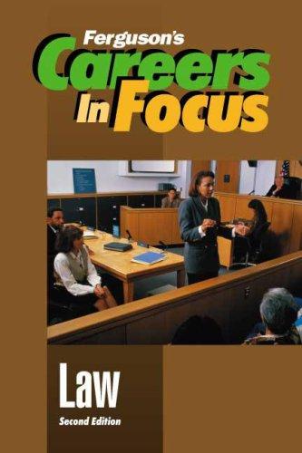 Law (Careers in Focus)
