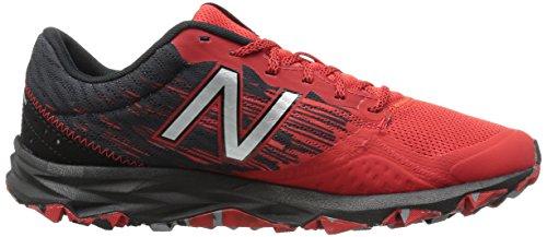New Balance Mt690v2, Scarpe da Trail Running Uomo Rosso (Red/Black)