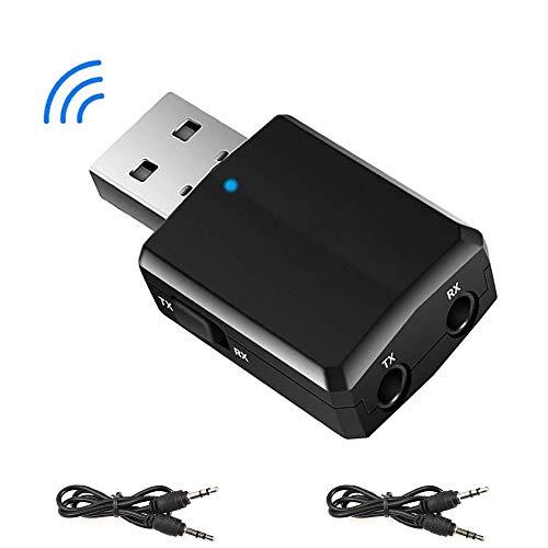 🥇 EasyULT Adaptador Bluetooth USB 5.0