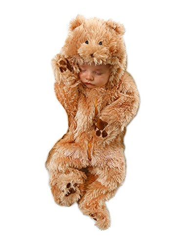 Princess Paradise Unisex Baby Snuggle Bear, Beige, 3/6 Months for $<!--$23.18-->