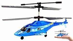 Syma S018 Aurora Mini 3-Channel Infrared RC Helicopter