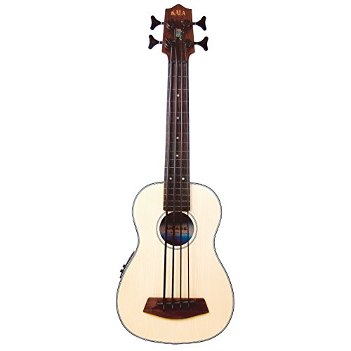 Kala U-Bass - Spruce Top, Fretless for sale  Delivered anywhere in Canada
