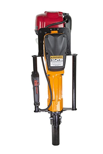 Gas powered post driver 4 - STROKE $ 1370 by SKIDRIL maker of gas drivers since 97
