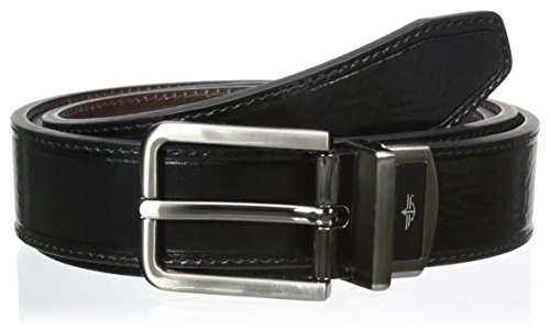 Dockers Men's Big-Tall 1 3/8 in. Bridle Reversible Belt - Mens Bridle