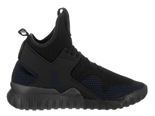 adidas Tubular X PK Originals del hombre baloncesto zapatos Cblack/Dkgrey/Cblack