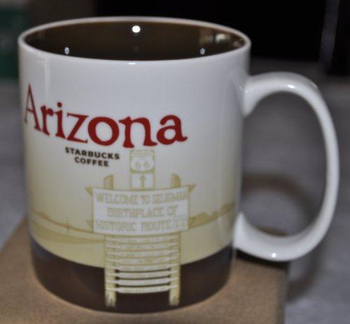 2009 Starbucks Arizona Collector Coffee Mug 16 FL OZ by Stabucks by Stabucks