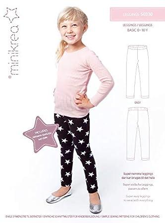 MAGAM-Stoffe \'\'Leggings\'\' Schnittmuster für Kinder | Gr. 50-146cm ...