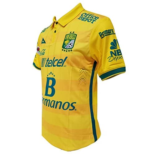 82a4d34adec 85%OFF Club Leon Authentic Third Soccer Jersey By Pirma ...
