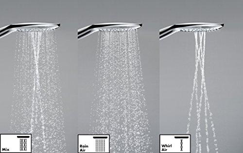 Hansgrohe Raindance Select Chrom E150 26550000 3strahlarten 3jet Duschkopf Handb