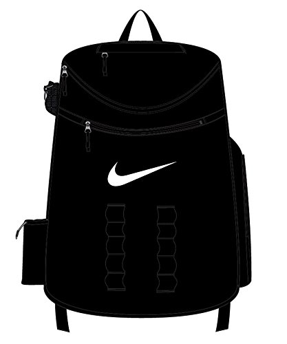 NIKE Swim Swimmer's Backpack II,Black,OS