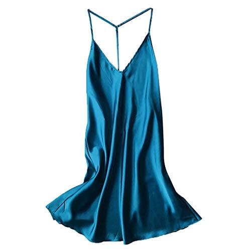 - Women Lace Lingerie Bra and Panty Set Halter Babydoll Bodysuit Bralette and Pantie Set Dark Blue