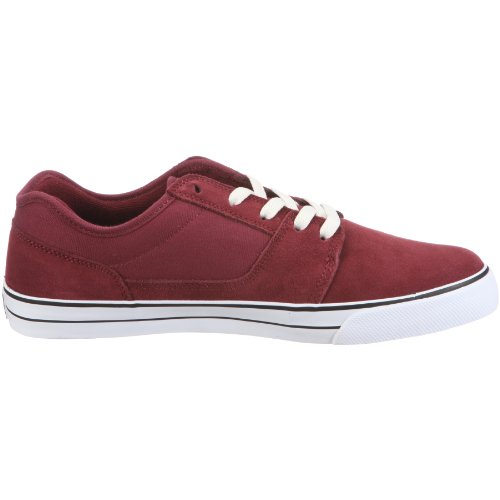 Tonik Skate Men's White Shoe DC Oxblood zq56W