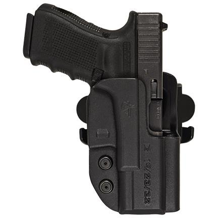 COMP-TAC.COM International - Walther - Ppq m2 5'' 9mm/.40, q5 Match Left - Black by COMP-TAC.COM