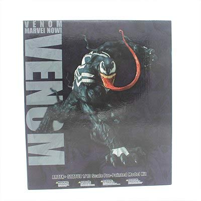 NELLIES Venom Action Figure 5-12 inch Hot Toys Marvel Legends The Amazing Spiderman Spider-Man Series Carnage Black Panther Wolverine Thor Antihero Figures Large PVC Model for -