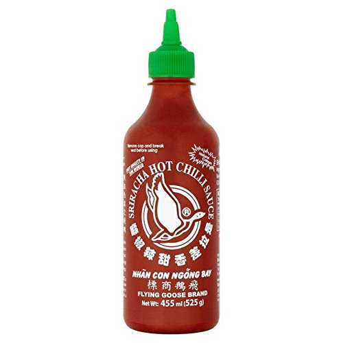 Flying Goose Sriracha Hot Chilli Sauce - 455ml