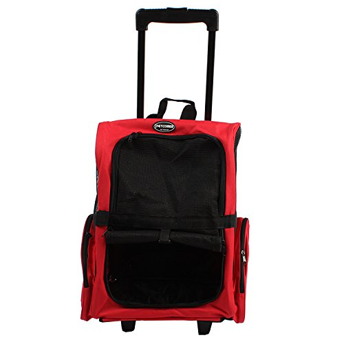 Red Dog Lightweight Travel Stroller