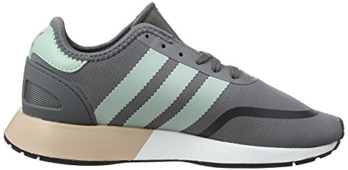 grey ftwr Basses Gris Iniki Femme White F17 Sneakers Four Green Adidas Cls S18 Runner ash S0ISOq