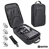 Spiido [2020 Upgrade] Hard Travel Case for Oculus