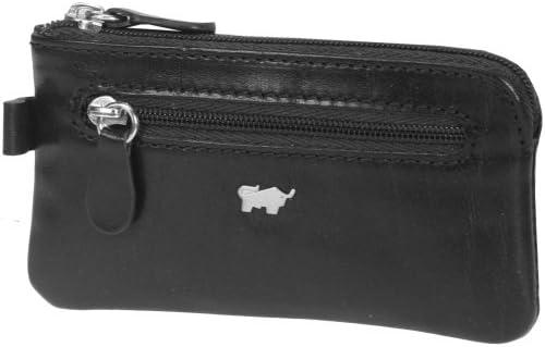 Braun Büffel Basic Schlüsseletui V Leder 10 cm
