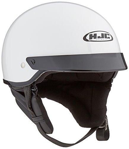 HJC Helmets CS-2N Helmet (White, Small)