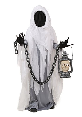 Kids Spooky Halloween Costumes (Fun Costumes Spooky Ghost Costume)