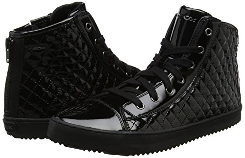 Alto Sneaker Unisex Collo J Adulto Kalispera – Nero black F Geox A gx7YqRn